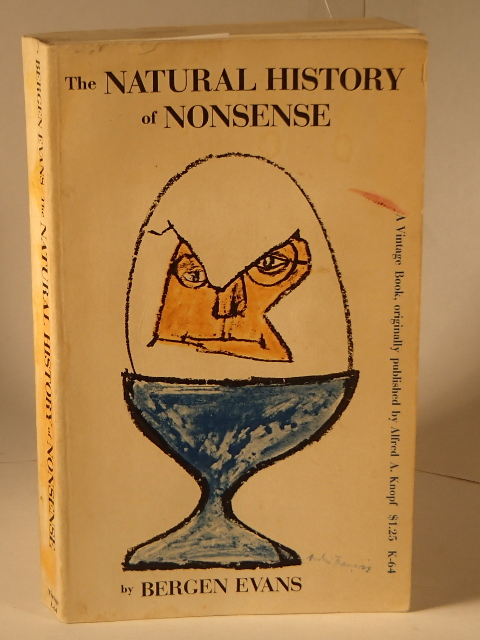 The Natural History of Nonsense