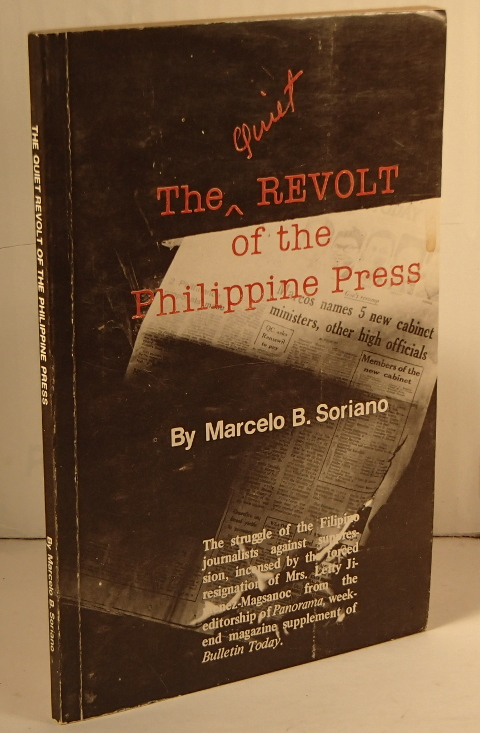 The Quiet Revolt of the Philippine Press